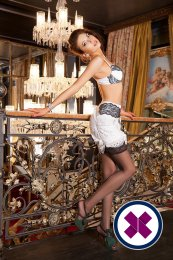 Charming Rosalie is a sexy Spanish Escort in Amsterdam
