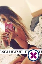 Alice is a hot and horny British Escort from London
