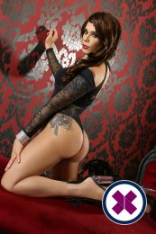 Meet the beautiful TS Sirena in Stockholm  with just one phone call