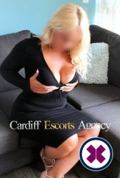 Frankie is a hot and horny British Escort from Newport