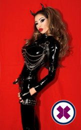 Mistress Eve is a very popular British Escort in London