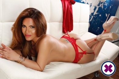 Isa TS is a top quality American Escort in London