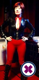 Mistress Donna M is a hot and horny British Escort from Cardiff