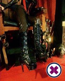 Mistress Donna M is a high class British Escort Cardiff