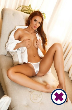 Kendra is a sexy American Escort in London