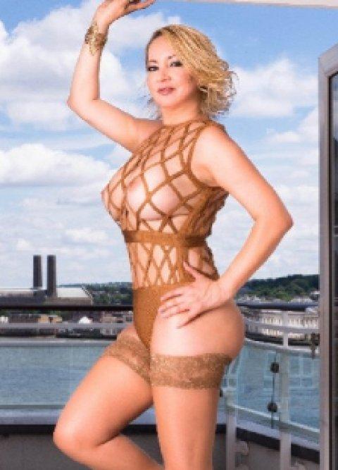 Gaya Mature - escort in London