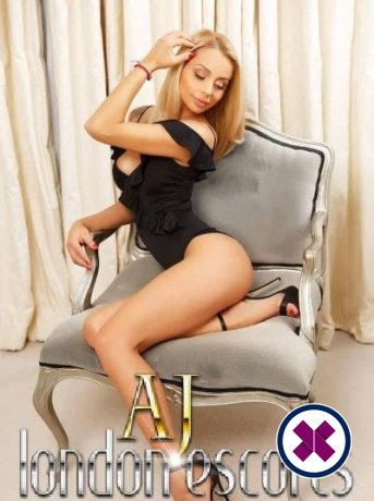Gya is a hot and horny Romanian Escort from London