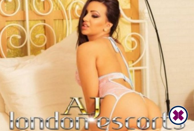 Nicole is a hot and horny Spanish Escort from London
