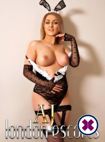 Janet is a sexy French Escort in London