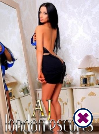 Diana is a super sexy Romanian Escort in London