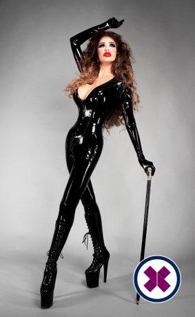 Mistress Eve er en veldig populær British Escort i Westminster