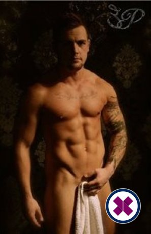 Sean is a super sexy British Escort in Cardiff
