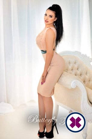 Laura is a top quality Italian Escort in Royal Borough of Kensington and Chelsea