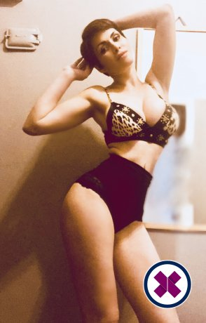 Cecilia is a hot and horny Swedish Escort from London