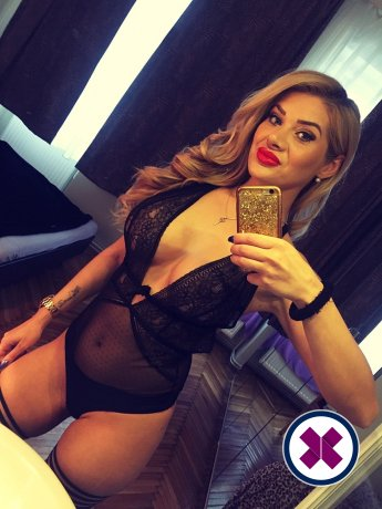 Queen Natasha  is a super sexy German Escort in Malmö