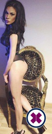 Ashley Naughty Barbie Latina TS is a sexy Spanish Escort in Leeds
