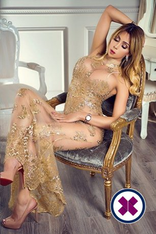 TS Morgan is a sexy Italian Escort in Westminster
