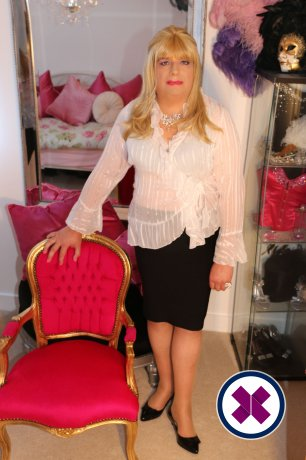 TS Andreana is a hot and horny English Escort from Derby
