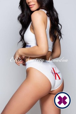 Kamila is a sexy Brazilian Escort in London