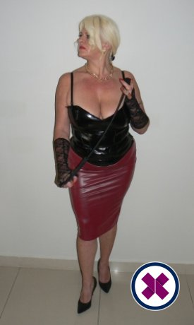 German Dominatrix is a very popular German Escort in Virtual