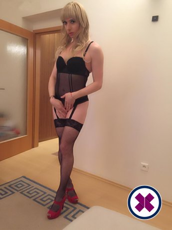 Donna TS is a sexy Swedish Escort in London