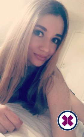 Meet the beautiful Alise in Bergen  with just one phone call