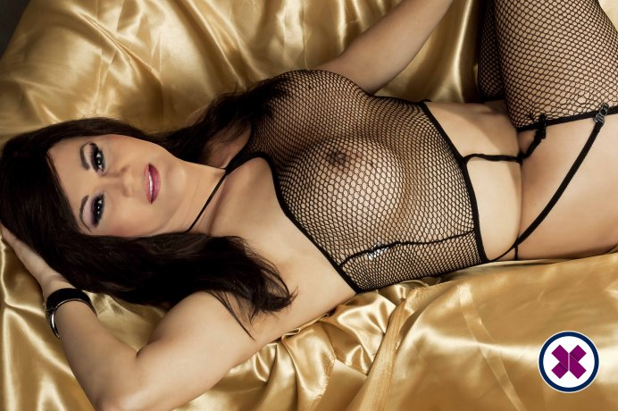 TS Vanesa is a sexy Colombian Escort in Stockholm