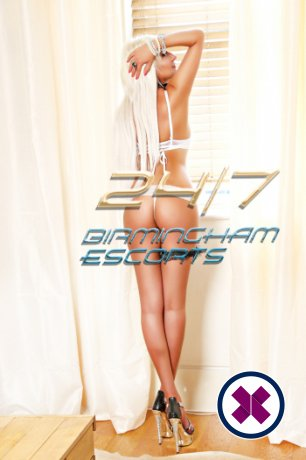 Yasmin is a hot and horny British Escort from Birmingham