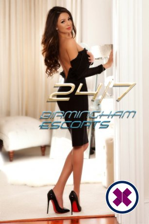 Ella is a sexy Romanian Escort in Birmingham