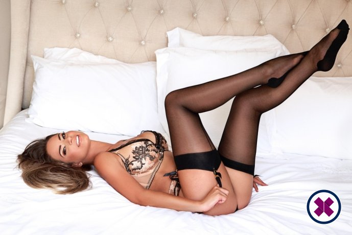 Agatha ist eine hochklassige Brazilian Escort Royal Borough of Kensington and Chelsea