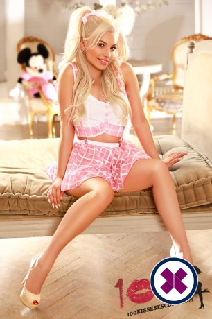 Nabba is a super sexy Romanian Escort in Westminster