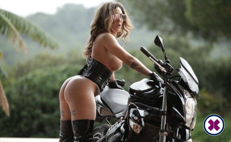 Betty Foxxx is a super sexy Spanish Escort in Amsterdam