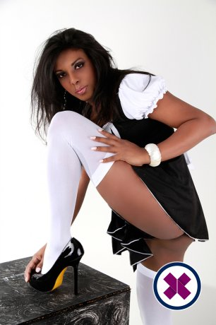 Black Perla TS is a sexy English Escort in Cardiff