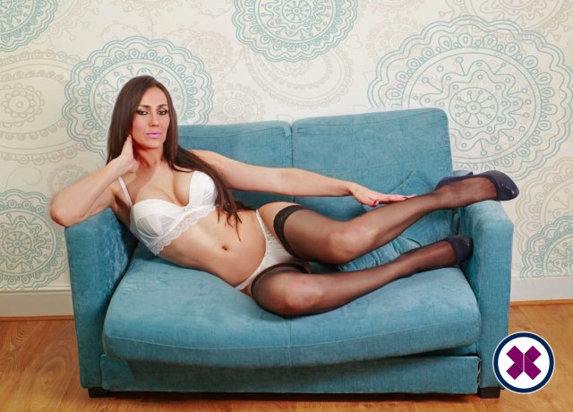 TS Dana Moore is a super sexy Spanish Escort in London