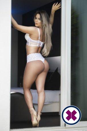 TS Jessica Bionda är en het och kåt Brazilian Escort från Amsterdam